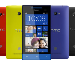 HTC 8X и HTC 8S получили престижную международную награду