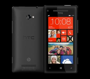 HTC 8X - обзор