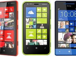Сравнение Nokia Lumia 620 vs. Nokia Lumia 820 vs. Windows Phone 8S HTC!