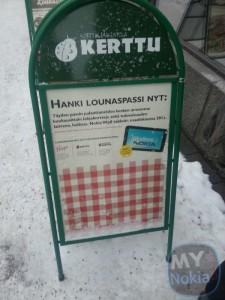 Финский ресторанчик уже знает: первому планшету Nokia - быть!