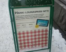Слухи: Финский ресторан случайно отрекламировал… планшет от Nokia!