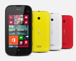 Windows Phone Nokia Lumia 510 — возможен предзаказ в России.