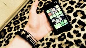Глянцевая Nokia Lumia 920