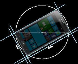 Windows Phone 8 - смартфон Samsung ATIV S