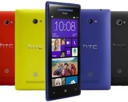 8Х похож на Lumia-смартфоны? HTC: мы не виноваты