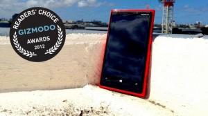 Nokia Lumia 920 - Лучший телефон года