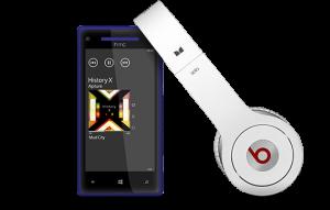 звук HTC 8X