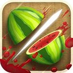 Играем во Fruit Ninja на Nokia Lumia 920 настоящим ножом!