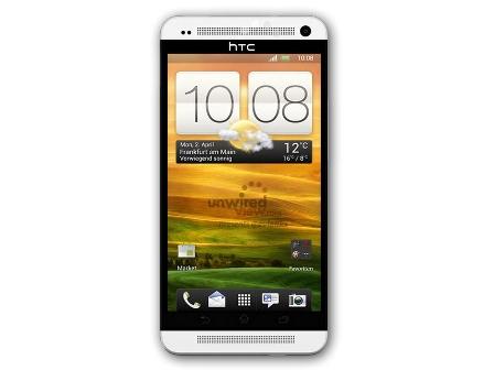 HTC M7 - первое фото
