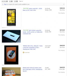Nokia Lumia 920 - AT&T-версии уже можно разлочить!