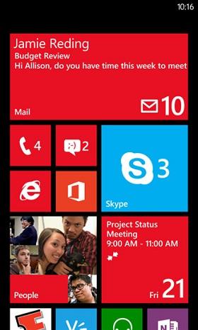 Skype для WP8, обновление до версии 2.1
