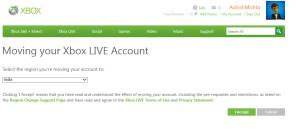 Xbox Migration
