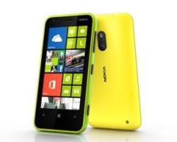 Пресс-релиз: Nokia Lumia 620 поступает в продажу в России.