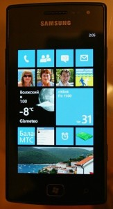 Samsung Omnia W обновление до Windows Phone 7.8