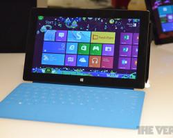 У Microsoft 64GB Surface Pro будет всего 23 ГБ используемого места