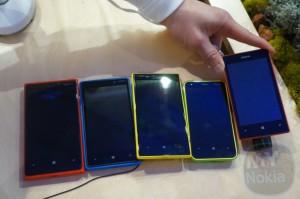 Смартфоны Nokia Lumia