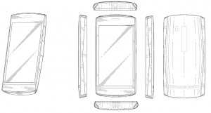 Nokia Device Design - US Patent D675587