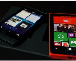 К барьеру: сравнение камер BlackBerry Z10 и Nokia Lumia 920