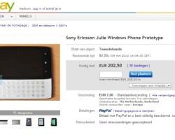 Digitimes: Sony готовит сразу несколько Windows Phone