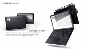Surface concept 4