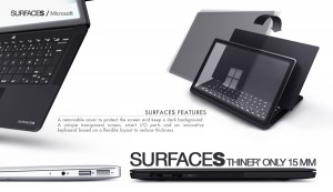 Surface concept 6