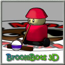 Бесплатная игра BroomBots3D