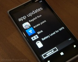 Свежие обновления для Windows Phone: Blink, Ragdoll Run, Battery Level для WP8 и Nokia Access Point