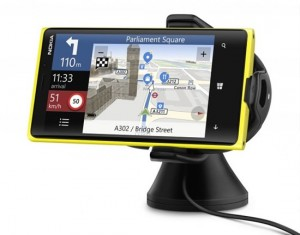 Nokia Wireless Charging Car Holder (CR-200)