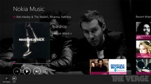 Nokia Music для Windows 8