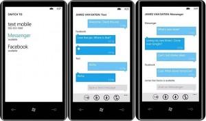 Интеграция Windows Live Messenger в Windows Phone 7