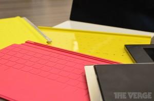 Много цвета - концепты Type Cover