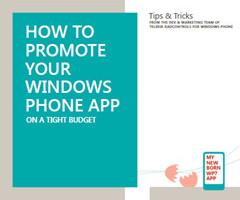 Разработчикам: весенние скидки на продвижение Ваших приложений для Windows Phone!