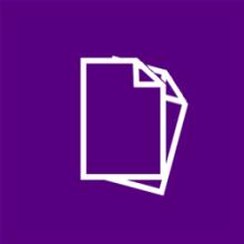 PDF Reader с поддержкой SkyDrive