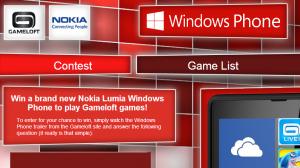Конкурс от Nokia и Gameloft