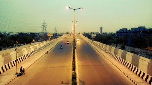 Дорога в Дели (sachinvermarip, Индия)