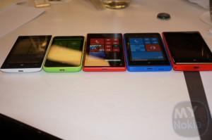 Смартфоны Nokia серии Lumia