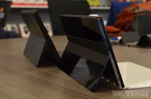 Microsoft Surface -концепт и финальный вариант