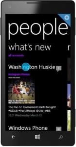 Веб-демо Windows Phone 8