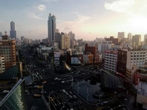 Небо над городом (Chris. Hu, Тайвань)