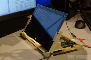 Surface в десктоп-режиме