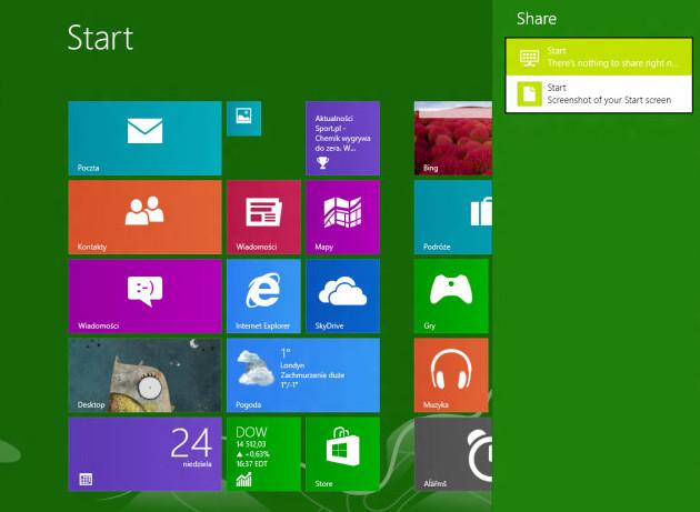 Windows Blue - скриншоты 4