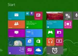 Windows Blue - новые плитки уменьшенного размера