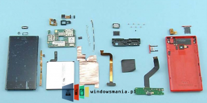 Компоненты Nokia Lumia 720