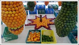 Фрукты с супермаркете (S.ALSWAYEQ, Саудовская Аравия)