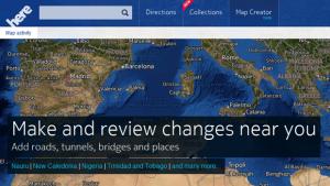 Карты Nokia