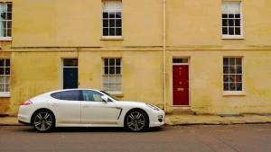 Porsche (My Large Mare, Оксфорд)