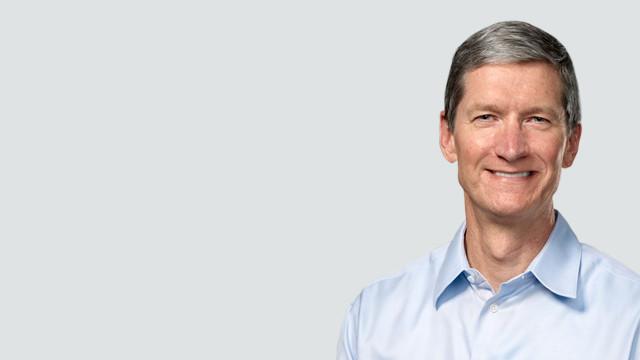 Генеральный директор Apple Computer Тимоти Д. Кук