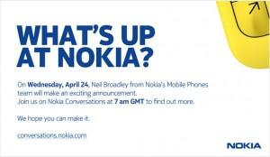 Nokia готова показать новый смартфон!