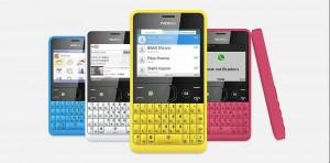 Nokia Asha 210 - новый QWERTY-смартфон от Nokia