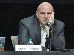 Генеральный директор Microsoft Corporation Стив Балмер